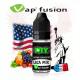 Concentré classic USA-MIX 10ml by Vap'fusion