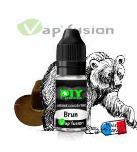 Concentré classic brun 10ml by Vap'fusion