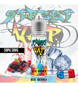 Eliquide ICEBERRY 50ml street vap