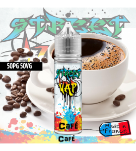 Eliquide CAFE 50ml street vap