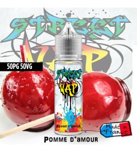 Eliquide POMME D'AMOUR 50ml street vap