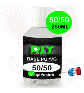 Base PG/VG 50/50 by Vap'fusion
