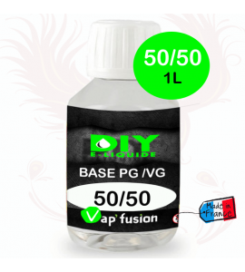 Base PG/VG 50/50 1L by Vap'fusion