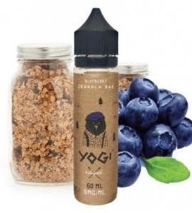 granola blueberry - Yogi - eliquide 50ml