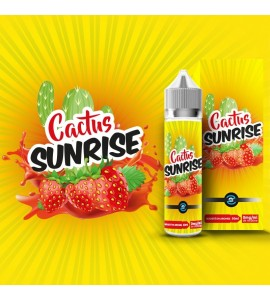 E liquide CACTUS SUNRISE- 50ml- aromazon