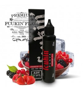 Strawberry Jello-50ml- Fcukin Flava