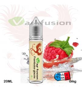 e-liquide framboise glacée Vap'fusion 30 ml