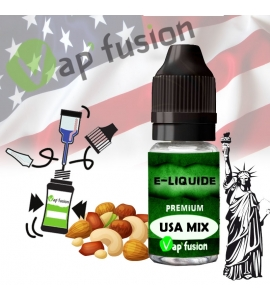 e liquide usa-mix 10ml Vap'fusion