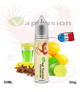 e-liquide Incesticide Vap'fusion 30 ml