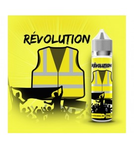 e liquide revolution- edition limitée 50ml