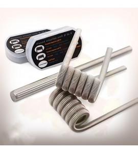 N80 Fused Clapton coil 2 in 1 par Geek Vape