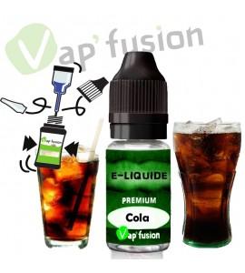 E liquide cola 10ml Vapfusion