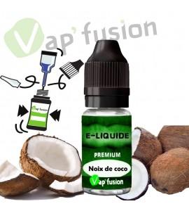 E liquide Noix de Coco 10ml Vapfusion