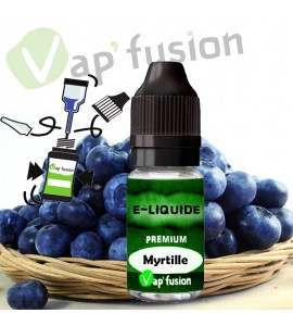 E liquide Myrtille 10ml Vapfusion