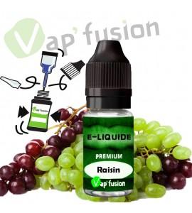 E liquide Raisin 10ml Vapfusion