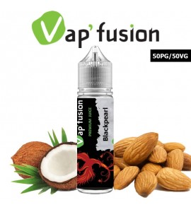 E liquide Vapfusion 50 ml - Blackpearl - Prêt à booster