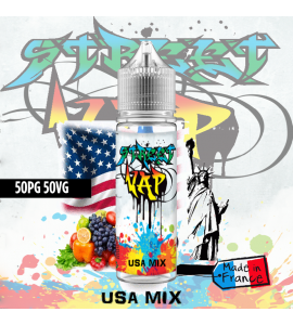 E liquide Usa-mix - 50ml - Street Vap