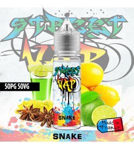 Eliquide mix juice 50ml street vap