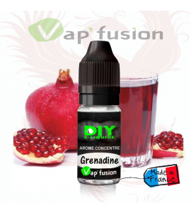 Concentré grenadine 10 ml by Vap'fusion